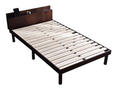 【すのこベッド】の使い方