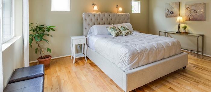 ベッドマットレスを直置きしたい時の対処法