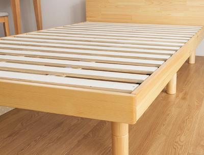 すのこベッドを選ぶポイント①マットレスの下の空間が大きなものを選ぶ