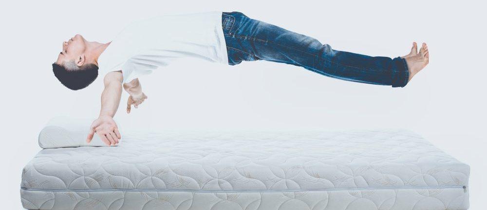 腰痛対策できるマットレスの硬さは高反発(硬め)が基本