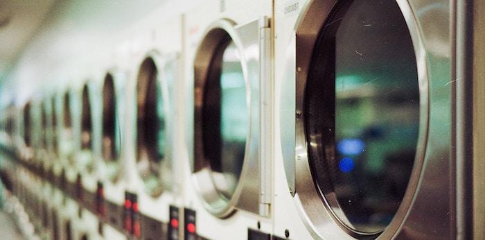 モットンの専用カバーの洗濯方法