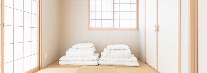 敷布団を頻繁に洗わなくて済むように日頃のケアが大事