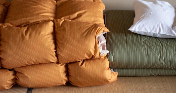 敷布団の硬さ選びが重要な理由