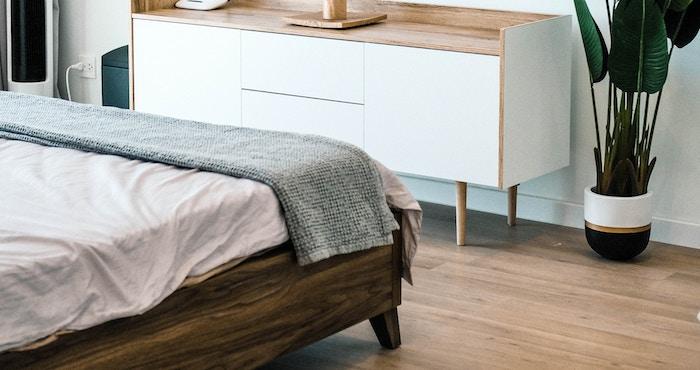 ベッド・マットレスのずれ防止対策