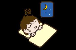 寝心地は通常の脚付きマットレスよりも劣る場合が多い