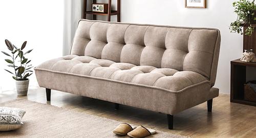 ソファーとしてのデザイン性が低くなる