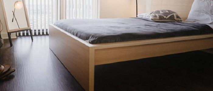 無印良品の木製ベッドフレームの評判・口コミ