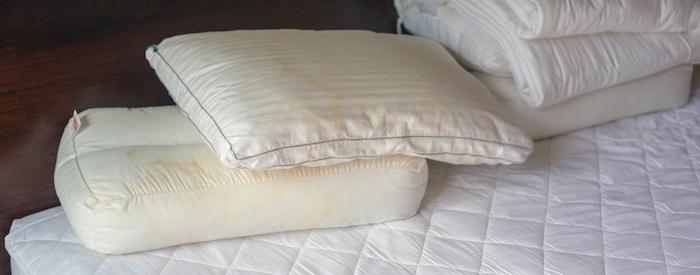 枕の寿命はどのくらい?