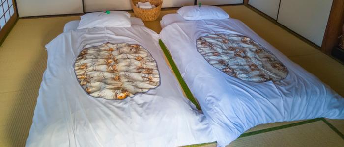 畳におすすめの敷布団の選び方