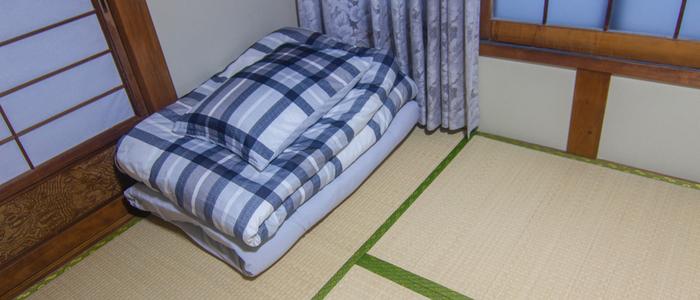 畳の上で敷布団を使う際の注意点